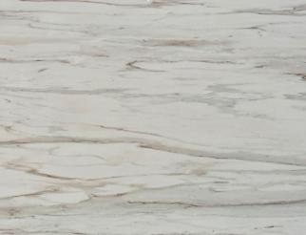 Détaille technique: CALACATTA CREMO V, marbre naturel brillant italien