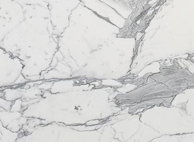 Détaille technique: CALACATTA EXTRA, marbre naturel brillant italien