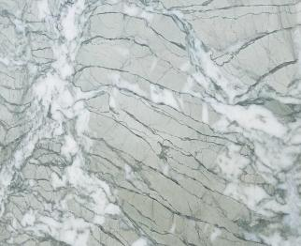 Détaille technique: GREEN ANTIGUA, marbre naturel poli iranien