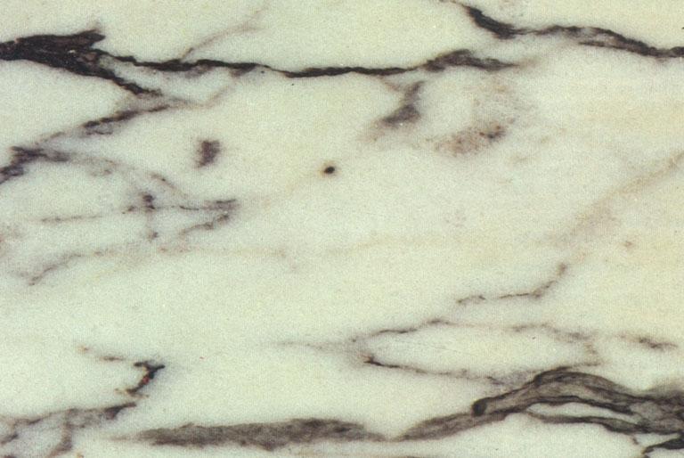 Détaille technique: PAONAZZO, marbre naturel brillant italien