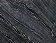 Détaille technique: Zebra Black, marbre naturel brillant chinois