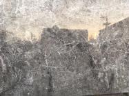 Détaille technique: Grey lido, marbre naturel brillant marocain