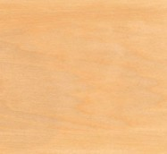 Détaille technique: Basswood, tilleul massif brillant américain