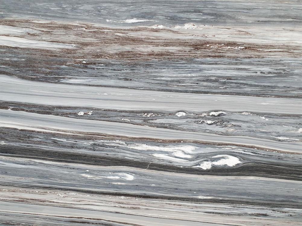 Détaille technique: PALISSANDRO BLUE BRONZO VENATO, Dolomie naturelle brillante italienne