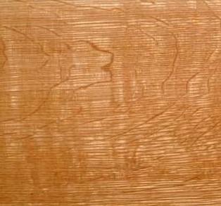Détaille technique: Oak White Qtr'd Rift Chêne Blanc, chêne massif brillant américain
