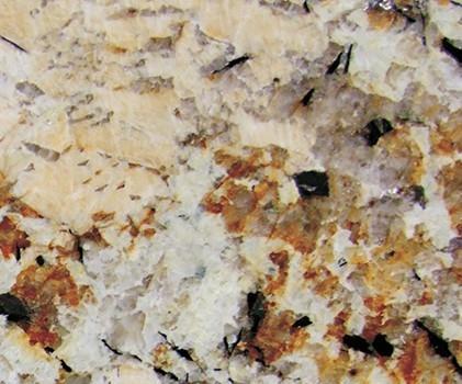 Détaille technique: DELICATUS CREAM, granit naturel brillant brésilien