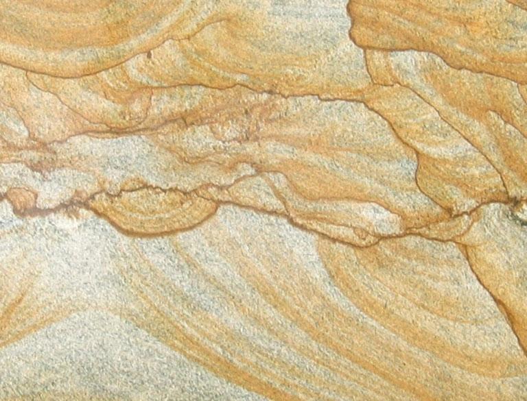 Détaille technique: MEDISON YELLOW, granit naturel brillant brésilien
