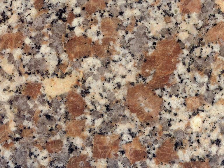 Détaille technique: GHIANDONE LIMBARA, granit naturel brillant italien