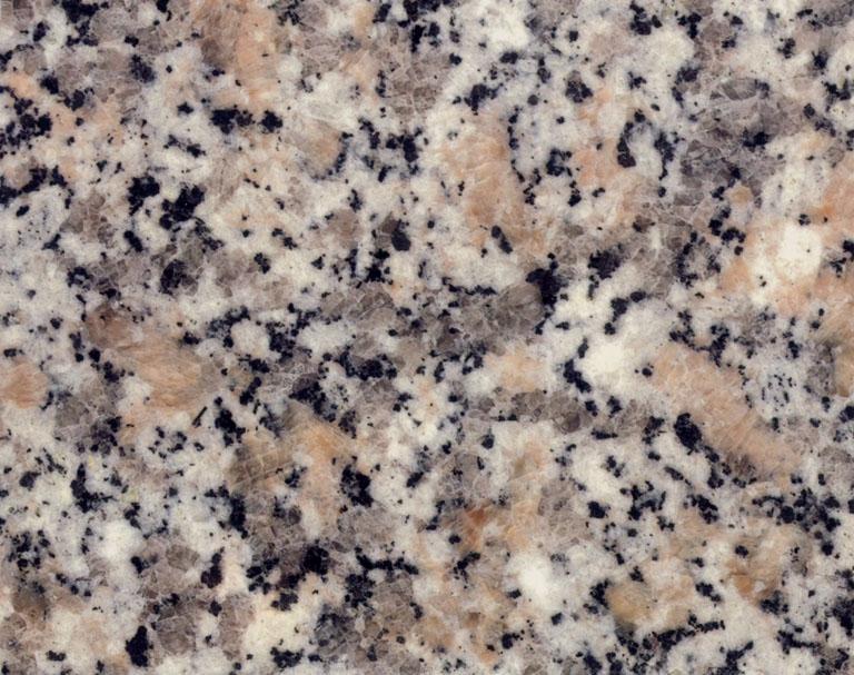 Détaille technique: ROSA BETA GLR, granit naturel brillant italien
