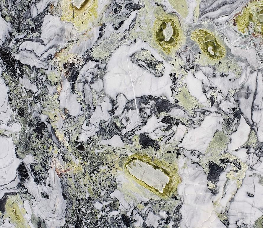 Détaille technique: AMAZONIA, marbre naturel brillant chinois