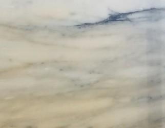 Détaille technique: CALACATTA CREMO, marbre naturel brillant turc