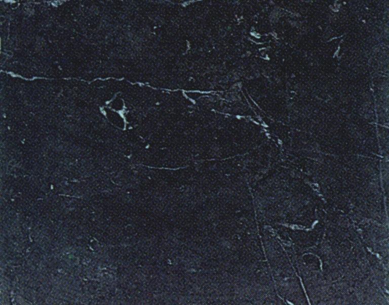 Détaille technique: NERO MARQUINA, marbre naturel brossé espagnol