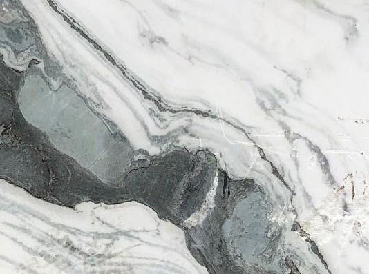 Détaille technique: PANDA, marbre naturel brut chinois