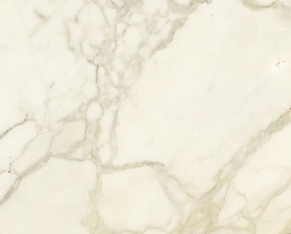 Détaille technique: CALACATTA ORO EXTRA, marbre naturel brut italien