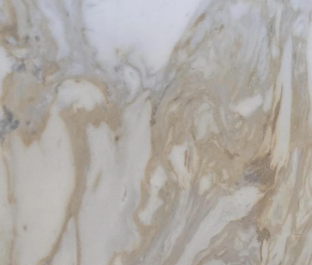 Détaille technique: GOLDEN CALACATTA, marbre naturel poli grec