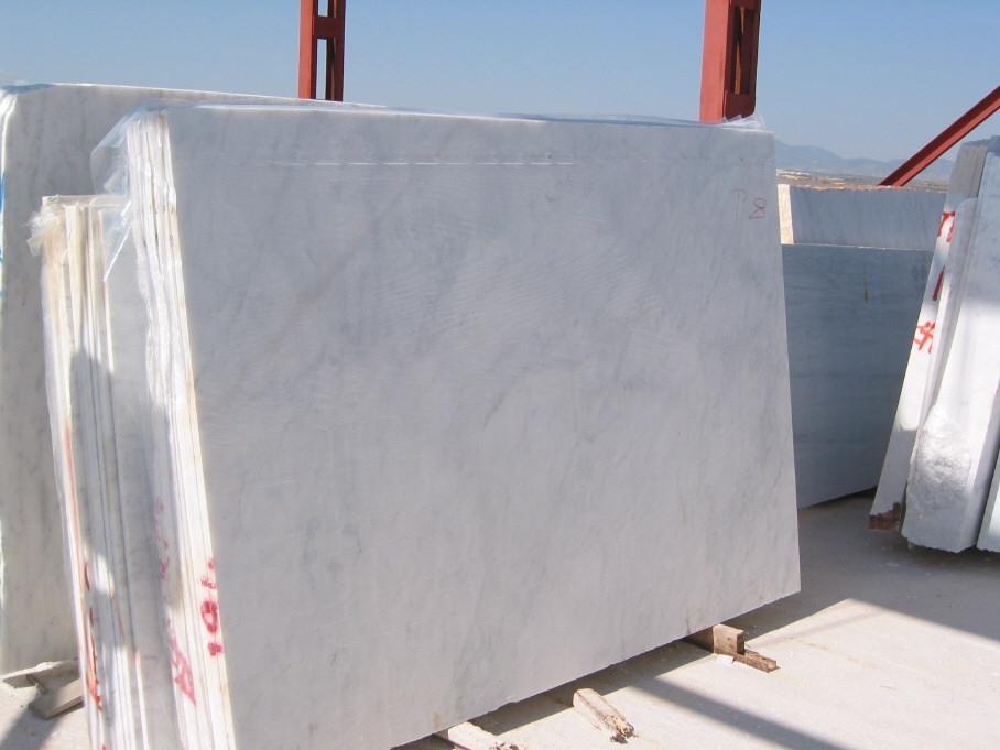 Détaille technique: blanco ibiza, marbre naturel scié au diamant turc