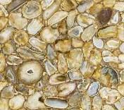 Détaille technique: AGATE GOLD, pierre semi précieuse naturelle brillante allemande