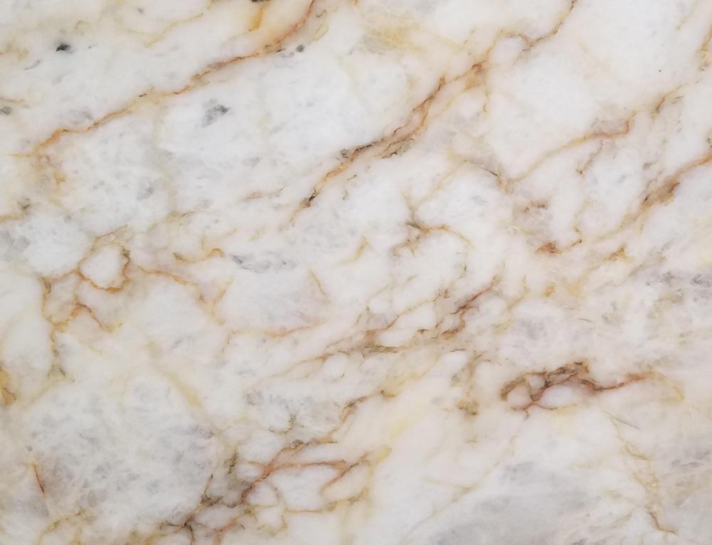 Détaille technique: TEMPEST CRISTALLO, quartzite naturel brillant brésilien