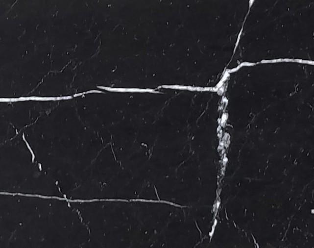 NERO MARQUINA marbre brillant naturel