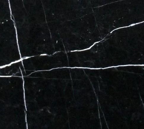 NERO MARQUINA pierre naturelle  (Noir Marquina)