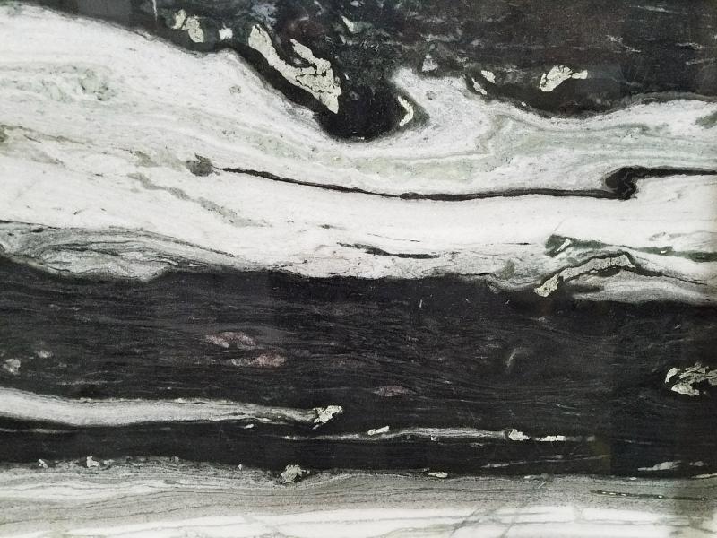 PANDA GREY marbre naturel